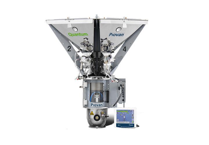 Гравиметрично дозиращо устройство с висока прецизност серия QUANTUM