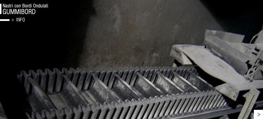 Гумени ленти с ондулирани бордове GUMMIBORD